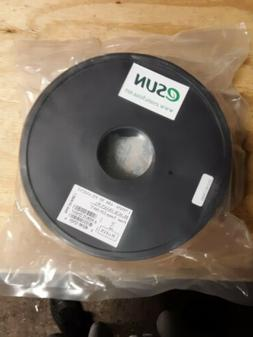 eSUN 1.75mm Black ABS 3D Printer filament 1kg Spool , Black