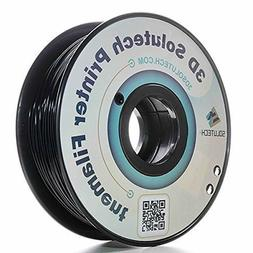 3D Solutech 1.75mm Pla 3D Printer Filament Silver Metal 2.2