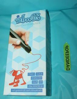 3Doodler 2.0  3D Art Pen Drawing Create Craft Doodling