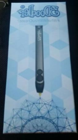 3Doodler 2.0 3D Printing Drawing Pen Over 25 Colors 170 Plas