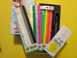 3Doodler 2.0 Handheld 3D Print Pen With 3 Packs of Plastic N