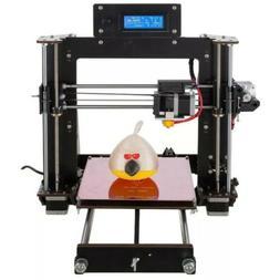 2019 3D Printer Prusa i3 Reprap + MK8 Extruder, MK3 Heatbed,