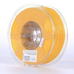 eSUN 3D 1.75mm Solid Yellow PETG 3D Printer Filament 1KG Spo