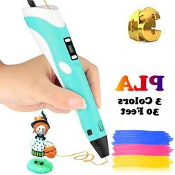 3D Doodler Drawing Printer Pen Printing Pen Present Toys For