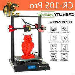 Creality 3D CR-10S Pro 3D Printer DIY Kit 300*300*400mm Larg