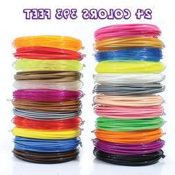 3d pen filament set of 12 colors
