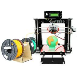 Geeetech 3D Printer 2 Extruder Head Separately Prusa I3 Pro