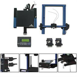 Geeetech 3D Printer A10M 2-in-1-out hotend Mixer Color filam