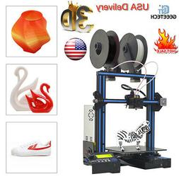 Geeetech 3D Printer A10M 2 In1 Out Mix-Color Dual Extruder G