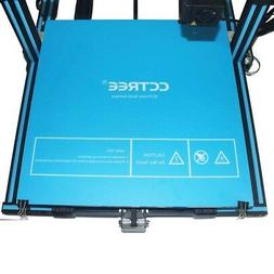 CCTREE 3D Printer Build Surface Heated Bed Sheet for Crealit