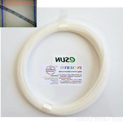 eSUN 3D Printer CLEANING Filament 1.75mm Natural 0.1kg for M