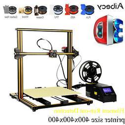 Auto Aibecy CR-10 S4 ADIY I3 3D Printer 400X400X400mm Run-Ou