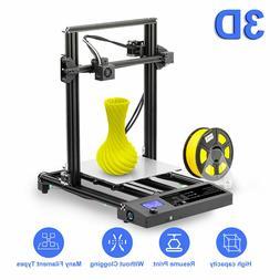 SUNLU 3D Printer FDM S8 310x310x400mm With Free Filament DIY