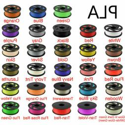 3D Printer Filament 1.75mm ABS PLA PETG TPU 1kg 2.2lb For Re