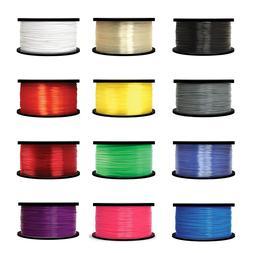 3D Printer Filament 1kg/2.2lb 1.75mm 3mm ABS PLA PETG Wood T