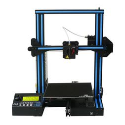3D Printer Geeetech A10 Aluminum Open Source GT2560 Quiet Pr