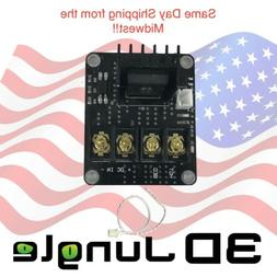3D Printer Mosfet Heated Bed Power Module MKS Anet A8, A6, A