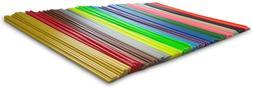3Doodler 3D Printer pen Refill Plastic 1 Pack colour Bundle