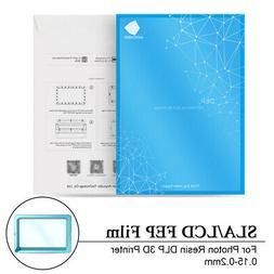 For 3D Printer Photon Resin DLP SLA/LCD FEP Film Sheet Clear