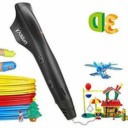 Nulaxy 3D Printers Pen, 2019 Newest Drawing Printing With PL