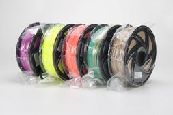 3D Printing Filament 1.75mm PLA Consumables Material Spool F