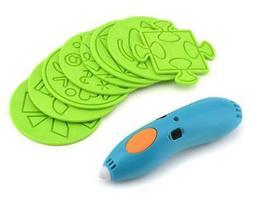 3DO-1002 3Doodler Start Super Mega 3D Printing Pen Set
