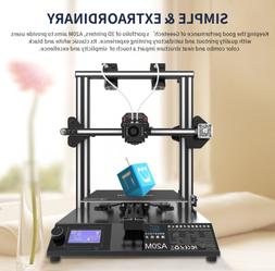 Geeetech A20M 3D Printer 2 in 1 out Dual Extruder Mixing Col