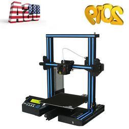 Geeetech A10 3D Printer Aluminum I3 High Precision Self-asse