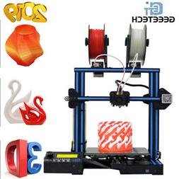 Geeetech A10M 3D Printer DIY Kit 220*220*260mm 2-In-1 Mix-Co