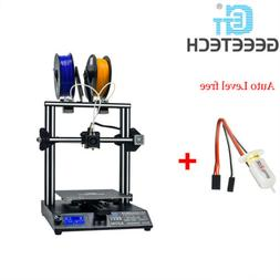 Geeetech A20M 3D Printer 2 in 1 out Extruder Quick Assembly