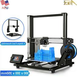Anet A8 Plus Upgraded High-precision 3D Printer 300*300*350m