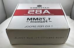 HATCHBOX ABS 3D Printer Filament, Dim Acc. +/- 0.03 mm, 1 kg