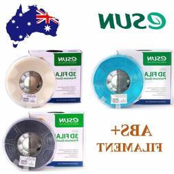 eSUN ABS+/ABS 3D Printer Filament 1kg 1.75mm 2.85mm & 3mm Fr
