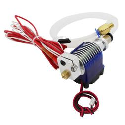 All Metal Extruder Hotend Bowden Printing head V6 For 3D Pri