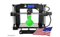 Anet A6 3D Printer DIY Kit 1.75mm / 0.4mm Support PLA/ABS/HI