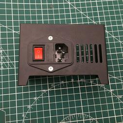 Anet A8 3D Printer Parts Power Supply Cover with Switch/fuse