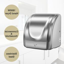 1800W High Speed Electric Auto Hand Dryer Commercial and Hou