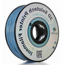 3D Solutech Blue Denim 3D Printer PLA Filament 1.75MM Filame