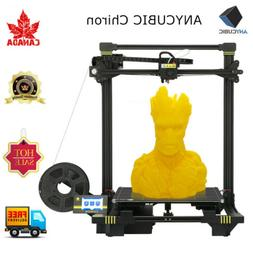 CA Anycubic Chiron 3D Printer Ultrabase Hotbed Large Build V