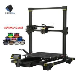 ANYCUBIC Chiron 3D Printer Semi-auto level Dual Z-Axis with