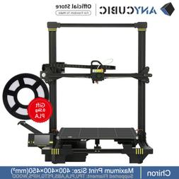 ANYCUBIC Chiron900 3D Printer With Clips Large Printing size