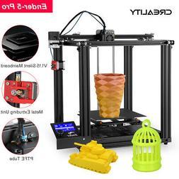 Creality 3D Ender 5 Pro 3D Printer DIY Kit 220*220*300mm wit