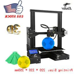 Creality 3D Ender-3 High-precision DIY 3D Printer Kit Resume