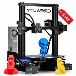 Newest Creality Ender 3 3D Printer 220X220X250mm DC 24V US S