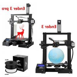 Creality Ender 3/ Ender 3 Pro 3D Printer + 2Kg PLA DC 24V 22