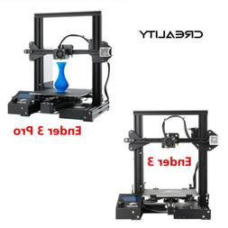 Creality Ender 3/Ender 3 Pro 3D Printer 220X220X250mm DC 24V