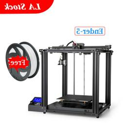 Creality Ender 5 3D Printer with Resume Printing Function an