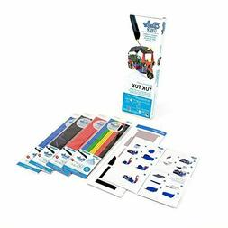 create 4 pack plastic bundle with tuk