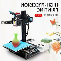 High Precision 3D Printer DIY KP3 Impresora Resume Printing