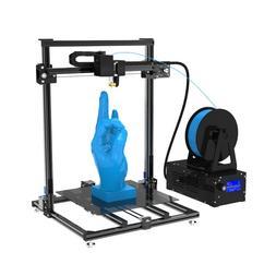 DIY Desktop 3D printer large size high speed print a variety